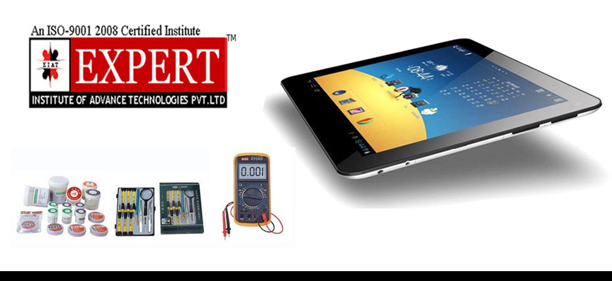 tablet pc repairing course in Delhi